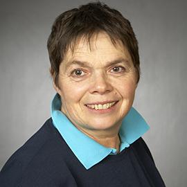Porträtfoto von Annelies Pedersen