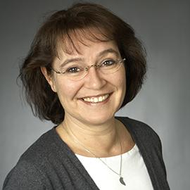 Porträtfoto von Silke Lorenzen