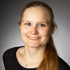 Porträtfoto von Hanna Petersen