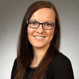 Porträtfoto von Juliane Hecht