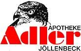 Logo der Adler-Apotheke Jöllenbeck