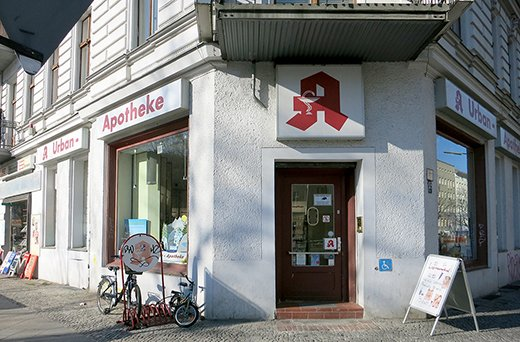 Urban-Apotheke in 10967 Berlin