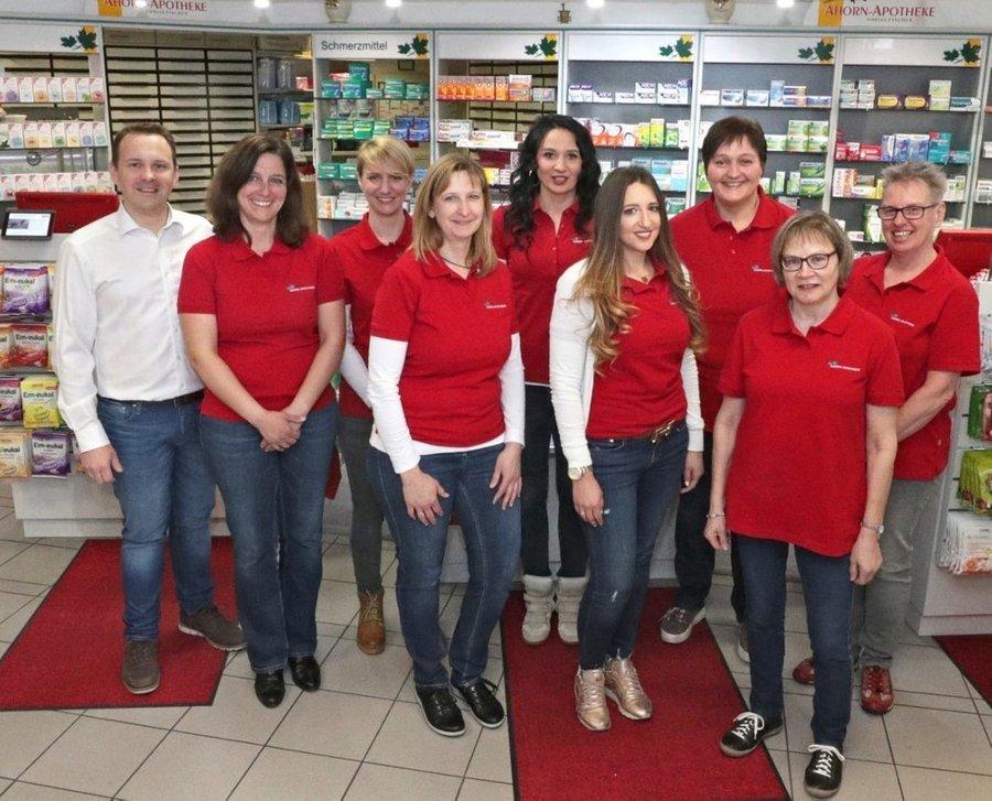 Team der Ahorn-Apotheke
