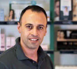 Porträtfoto von Iman Rokni