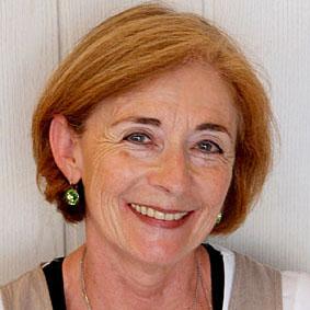 Porträtfoto von Ingrid Schwickert