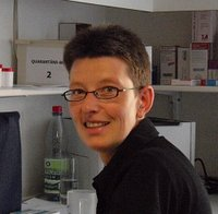 Porträtfoto von Birgit Kunkel