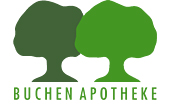 Logo der Buchen-Apotheke