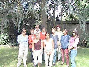 Team der Burg-Apotheke Egeling
