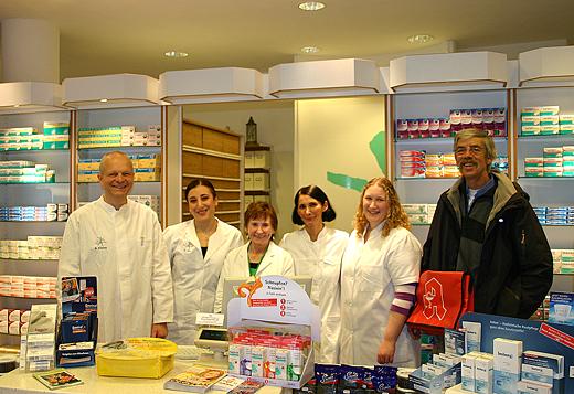Team der Vicelin-Apotheke