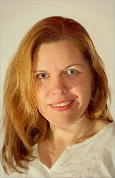 Porträtfoto von Biruté Schmidt