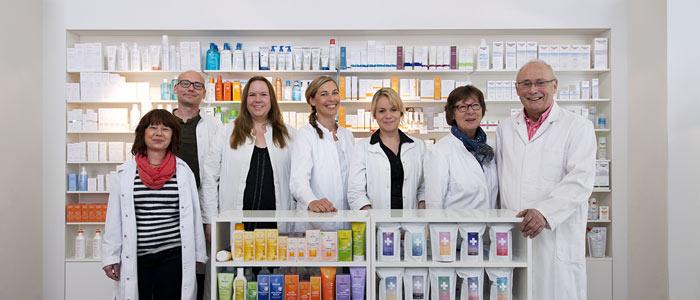 Team der Centrum-Apotheke