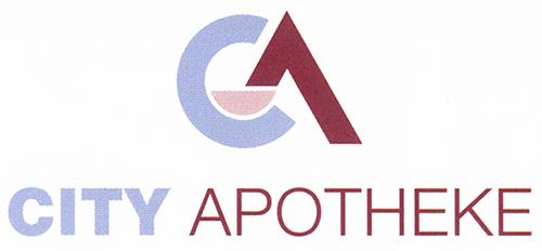 Logo der City Apotheke