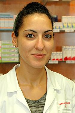 Porträtfoto von Yamina El-Massaoudi