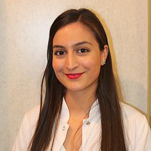 Porträtfoto von Sevil Topcu