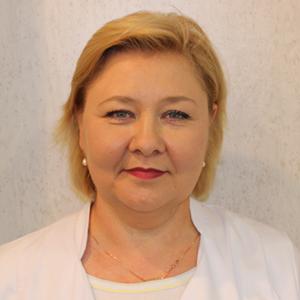 Porträtfoto von Yana Ostrovska