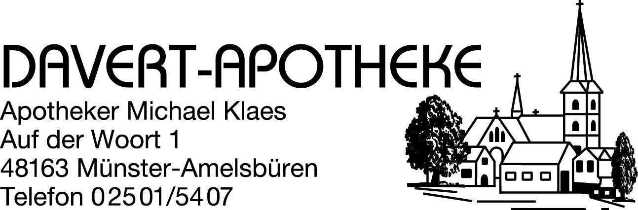 Logo der Davert-Apotheke e.K.