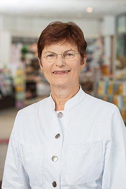 Porträtfoto von Frau Ursula Hinsch