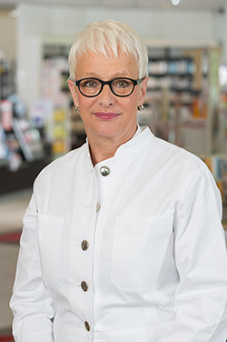 Porträtfoto von Frau Eva Piontek-Zander