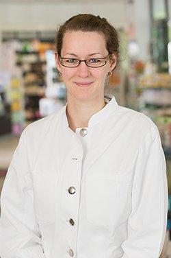 Porträtfoto von Frau Scarlett Schwarz