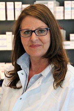Porträtfoto von Andrea Schröder