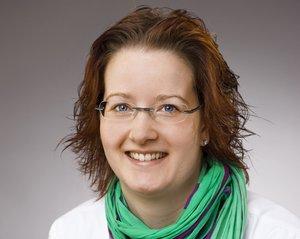 Porträtfoto von Annika Rosprich