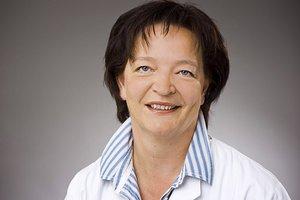 Porträtfoto von Petra Buhl
