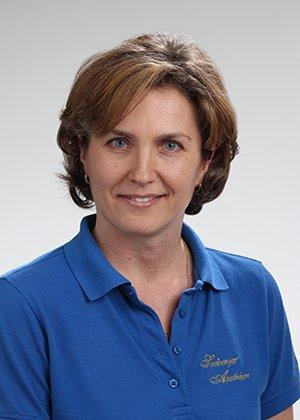 Porträtfoto von Frau Viktoria Gering