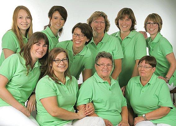 Team der Dom Apotheke Bissendorf