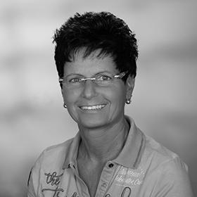 Porträtfoto von Marie-Luise Malburg