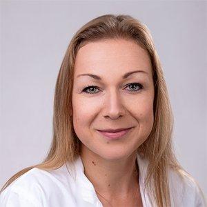 Porträtfoto von Frau Brumm