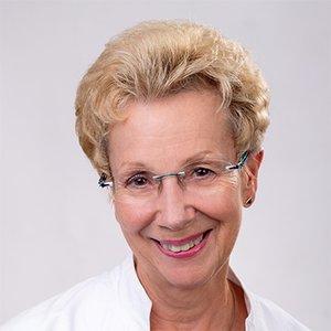 Porträtfoto von Frau Eckert
