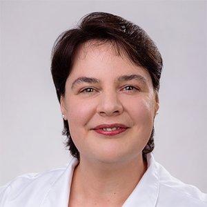 Porträtfoto von Frau Edelmann