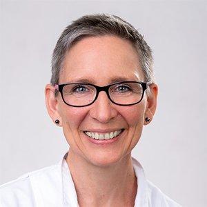Porträtfoto von Frau Hofmann