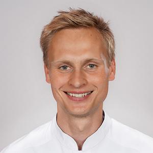 Porträtfoto von Herr Dethlefs