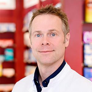 Porträtfoto von Dr. Andreas Hermening