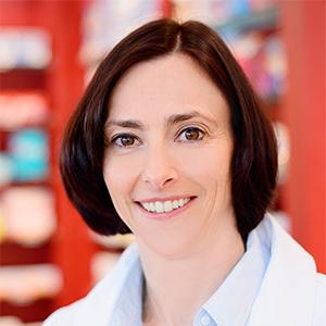 Porträtfoto von Dr. Christine Kuschnick