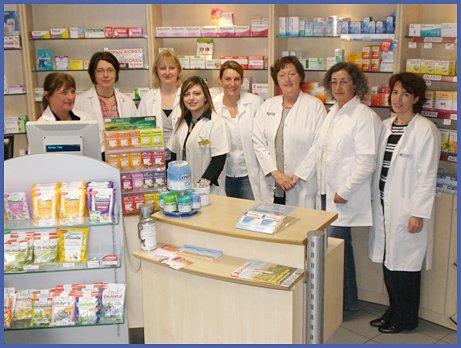 Team der Drais Apotheke