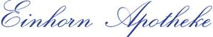 Logo der Einhorn Apotheke