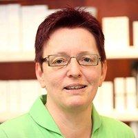 Porträtfoto von Frau Geyer