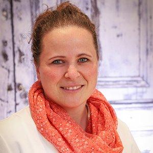 Porträtfoto von Frau Ertl