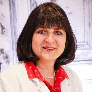 Porträtfoto von Frau Jaworek