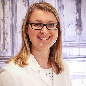 Porträtfoto von Frau Speldrich