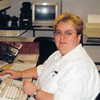 Porträtfoto von Mechtild Horsthemke