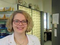 Porträtfoto von Ann-Christine Kölling