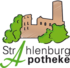 Logo der Strahlenburg-Apotheke