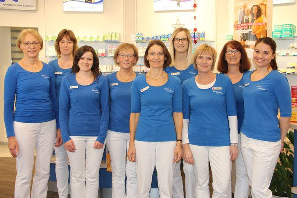 Team der Elsava-Apotheke