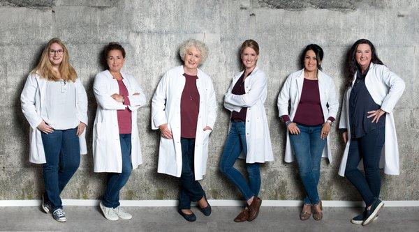 Team der Emscher Apotheke