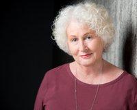 Porträtfoto von Frau Christa Sauberzweig