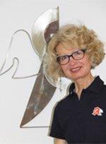 Porträtfoto von Dr. Brigitte Südkamp
