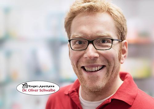 Porträtfoto von Dr. Oliver Schwalbe